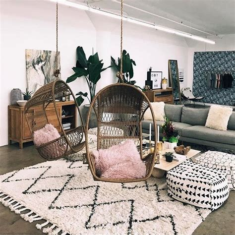 Hanging Chair Living Room Best 25 Hanging Chairs Ideas On Pinterest Hanging Chair Bedroom Swing Chair And Garden