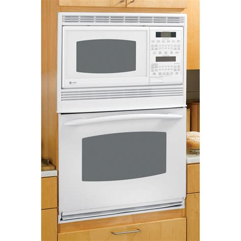 ge built in microwave ge profile pt970drww 30 quot built in microwave wall oven white sears outlet