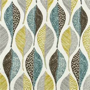 Dark Grey Blinds On Sale Modern Upholstery Fabric With Leaves Aqua Grey