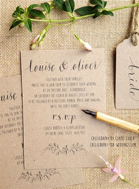 when should you order your wedding invitations when to order wedding stationery diy the shelf or