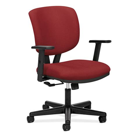 Task Chair Without Arms hon volt task chair with without arms atwork office furniture