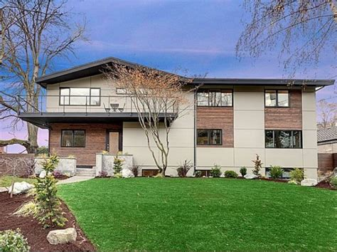 remodeling a mid century modern house to sell in seattle