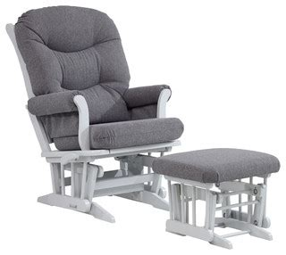 Dutailier Glider Recline And Ottoman Combo by Dutailier Sleigh Glider Multiposition Recline Nursing