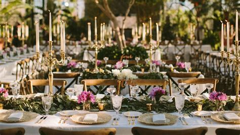 2017 Wedding Trends   Vogue