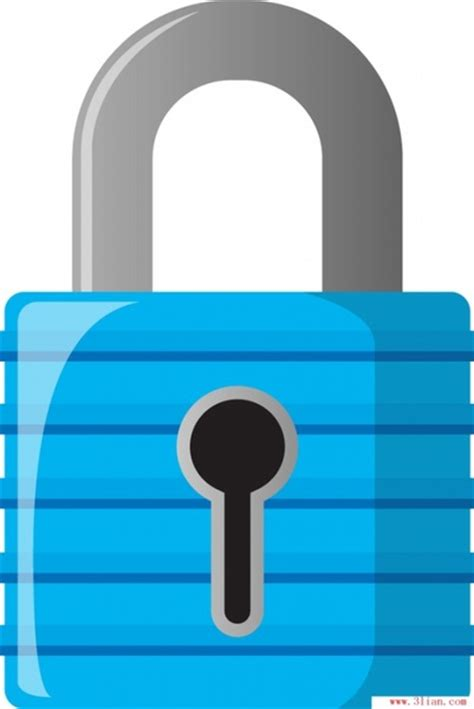 illustrator pattern lock lock vector free vector in adobe illustrator ai ai