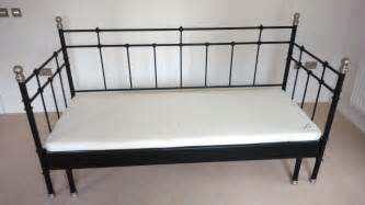 Ikea Daybed Black Metal Ikea Svelvik Buy Sale And Trade Ads Find The Right Price
