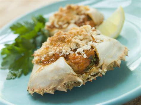 basque spanish recipes from 1784880264 baked basque crab recipe spanish food world