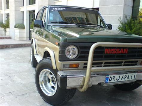 nissan patrol 1990 sohrab tipo 1990 nissan patrol specs photos modification