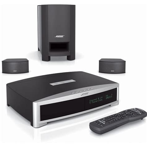 bose 3 2 1 321 series gsx iii built in drive dvd home