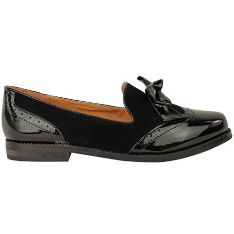 office shoes womens loafers shoes flats bow formal work office