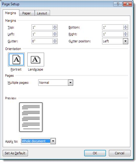 setting up a letter template in word setting up letter templates