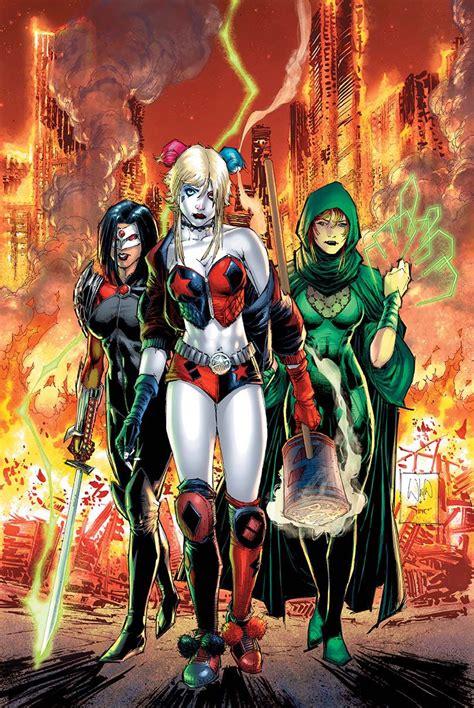 suicide squad  variant cover fresh comics