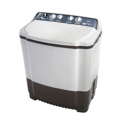Mesin Cuci Lg Ukuran 8 Kg jual lg tub p850r mesin cuci 8 5 kg harga