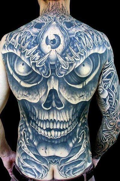 skull tattoo full body full body skull tattoos designs 2016