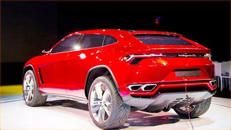 2017 lamborghini urus specs review price cnynewcars