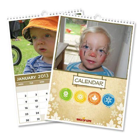 Calendario Personalizado Calendarios Personalizados 2018 Calendario Con Fotos