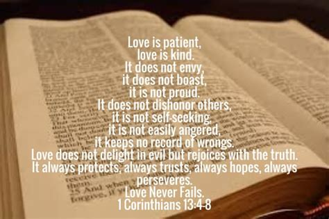 Wedding Bible Verses Is Patient Is by Is Patient Is Quote With Beautiful Images