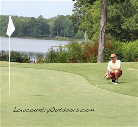 Hickory Knob Golf by Lowcountry Outdoors Hickory Knob State Park 96 District