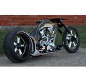 Greg Street's Martin Bros Custom Chopper  Totally Rad