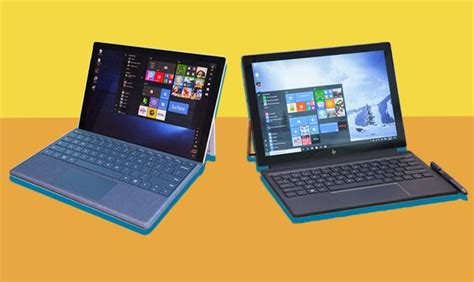 hp spectre   surface pro     wins