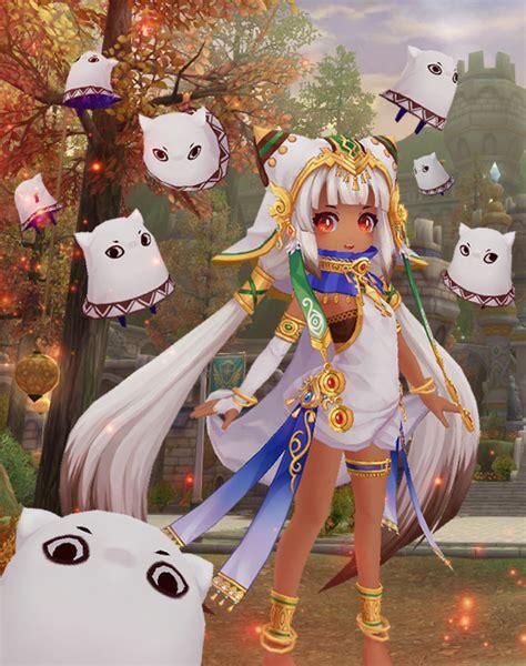 secret chocolate aura kingdom image medjed with pets jpg aura kingdom wiki