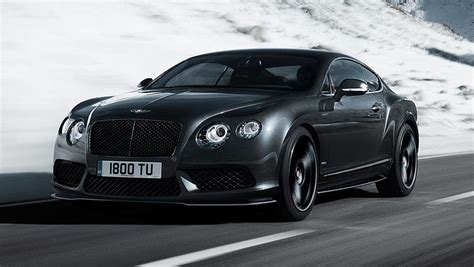 Performax Car Wallpaper Hd by Bentley Continental Gt V8 S Concours Series Black 2015