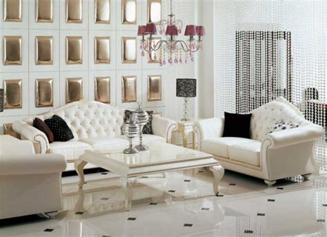 White Livingroom Furniture Living Room Furniture Sets With White Color Ideas