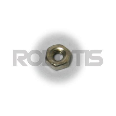 robotis n1 nut m2 somun 400 adet vida ve somunlar robotis 8809052935597