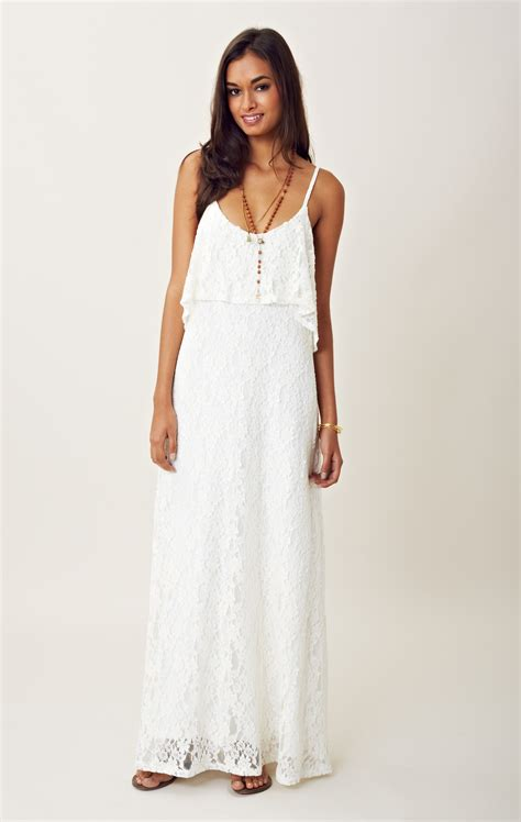 Summer Must White Lace Dresses by White Lace Summer Dress Dress Ty