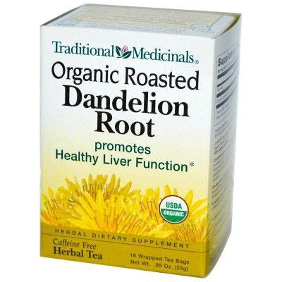 Roasted Dandelion Root Tea Detox Recipe by 25 Best Tonic And Detox Images On Herbal Teas