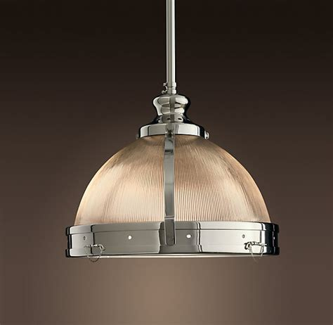 restoration hardware pendant light pour la maison