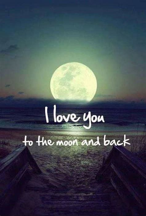 i love you to the moon and back tattoos i you to the moon and back quotes quotesgram