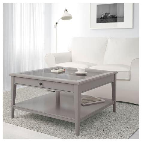 ikea grey liatorp coffee table grey glass 93x93 cm ikea