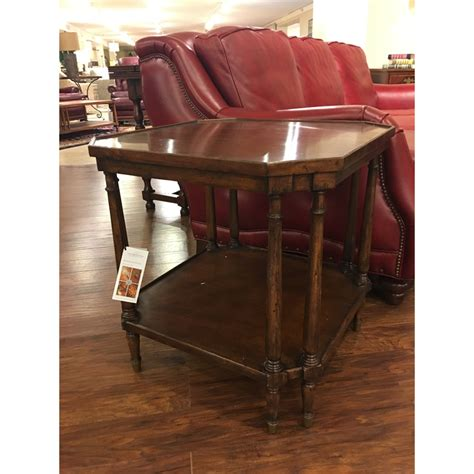 Hickory Park Furniture by Side Table 494025 Jonathan Charles Sale Hickory