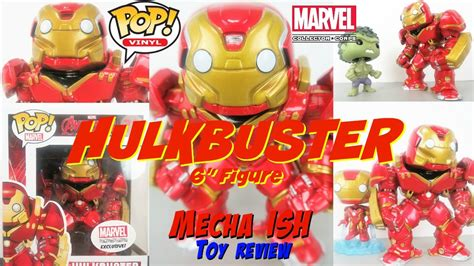 Iron Vi Toys Cosbaby Ironman 6 95 pop marvel buster age of ultron