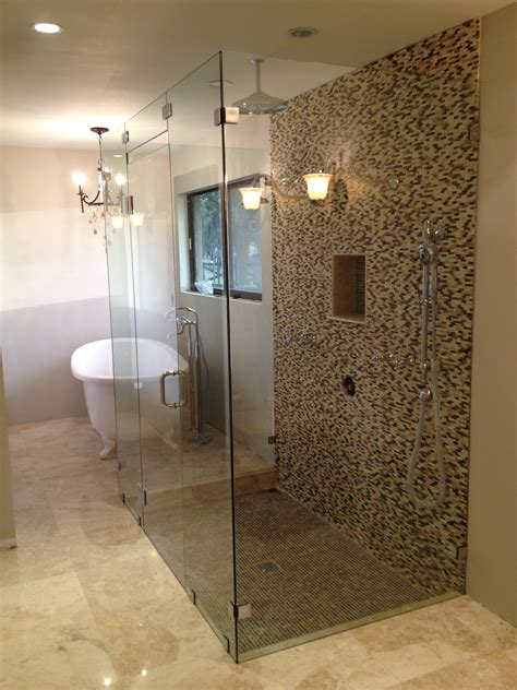 Miami Frameless Shower Door Framelessshowerglassdoors