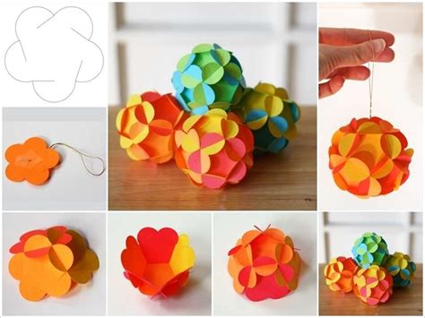How To Make Flowers Out Of Construction Paper 3d - who will attempt crafting this 3d paper