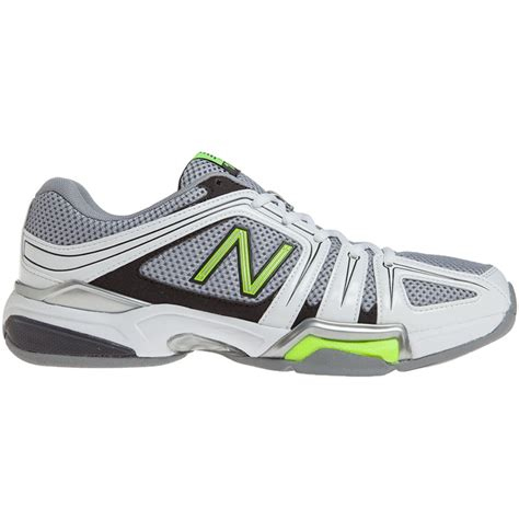new balance mc 1005 2e wide s tennis shoes grey yellow