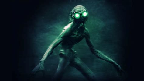 dark ufo wallpaper dark horror sci fi alien futuristic mask eyes wallpaper