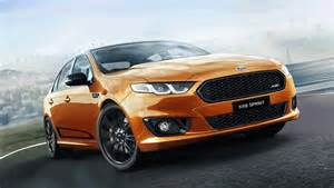 2016 ford falcon xr6 sprint xr8 sprint specs confirmed