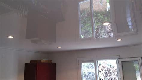 plafond étoilé chambre faux plafond salle de bain spot