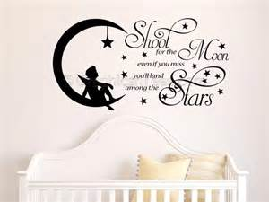 Boy Nursery Wall Stickers boy girl nursery bedroom playroom wall sticker quote vinyl decal
