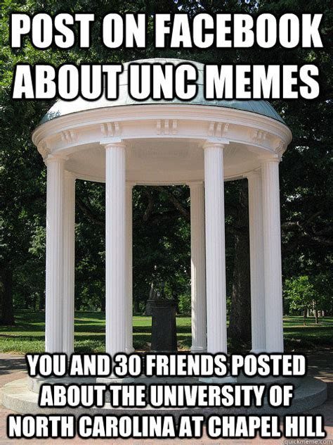 North Carolina Meme - unc chapel hill memes