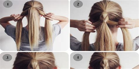 hairstyles for school in 1 minute 1 minute hairstyles