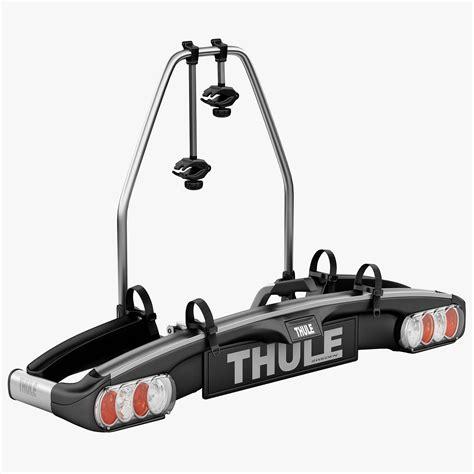 Thule Bike Rack Models bike towball carrier thule 3d model