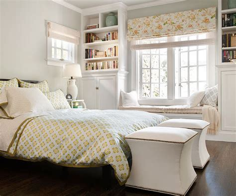 bedroom window seat bedroom window seat traditional bedroom bhg