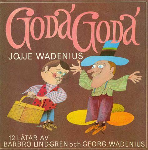 Goda Goda jojje wadenius goda goda vinyl lp album at discogs