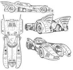 dork review rob room batmobile blueprints amp schematics