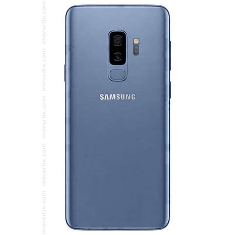samsung galaxy s9 plus dual sim coral blue 64gb sm g965f ds 8801643193942 movertix mobile