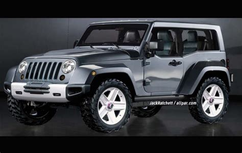 2017 Jeep Wrangler Redesign 2017 Jeep Wrangler Price Redesign Specs Release Date Hp